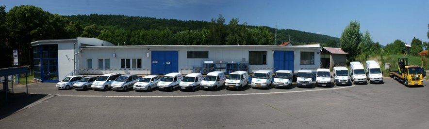 Servisní zázemí EUROliftCZ