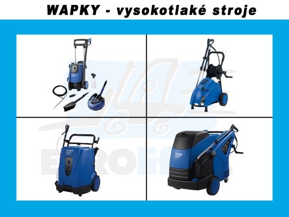 Wapky - vysokotlaké čistící stroje