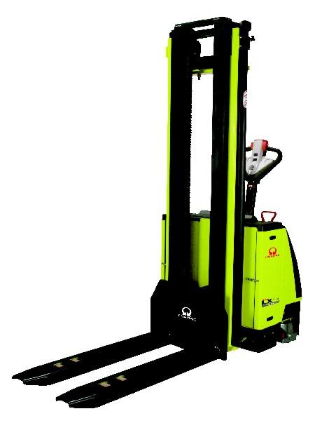 Ručně vedený vysokozdvižný vozík PRAMAC GX 12