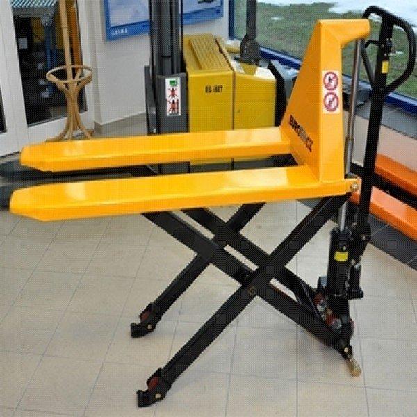 Nůžkový paletový vozík EUROLIFT CZ HLT 1000 D