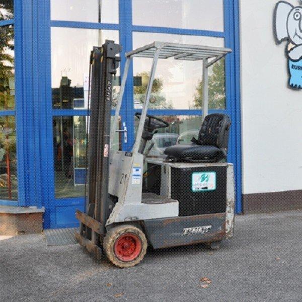 Použitý vysokozdvižný elektrický vozík Fiat E10 N
