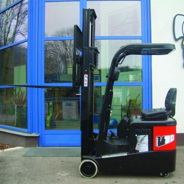 Čelní vysokozdvižné vozíky EUROLIFT CZ 3E 10 ET-3E 12 ET- 3E 15 ET