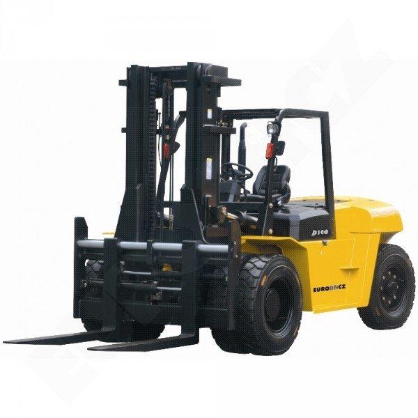 Vysokozdvižný vozík dieselový EUROliftCZ D 60