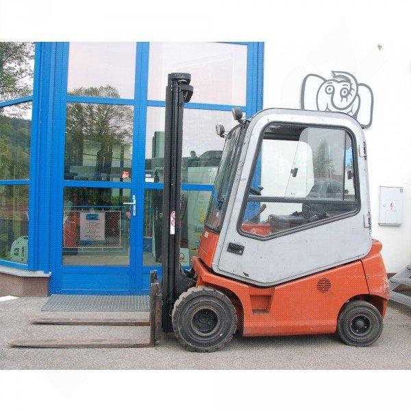 Použitý vysokozdvižný vozík dieselový BT CBD20