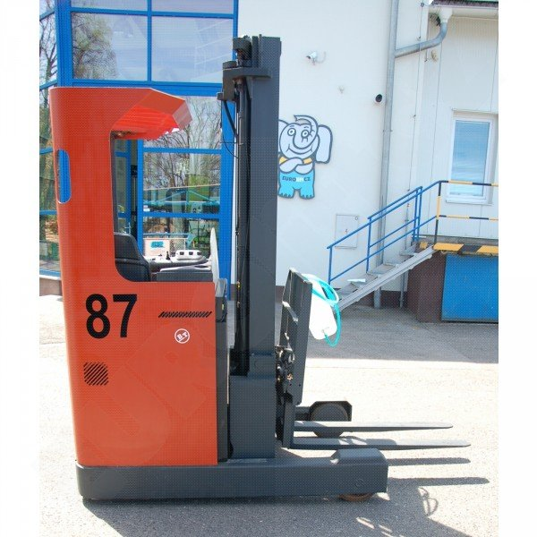 Použitý vysokozdvižný vozík elektrický BT RRM 14C - RETRAK