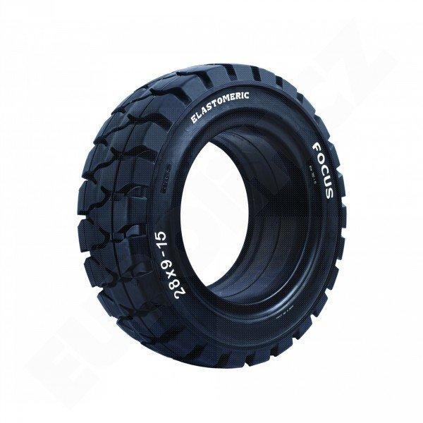 Superelastická pneumatika Elastomeric Focus