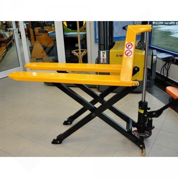 Nůžkový paletový vozík EUROliftCZ HLT1500-D