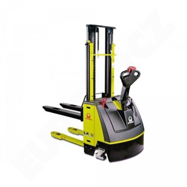 Nový PROFI vysokozdvižný ručně vedený vozík PRAMAC LX 12/29