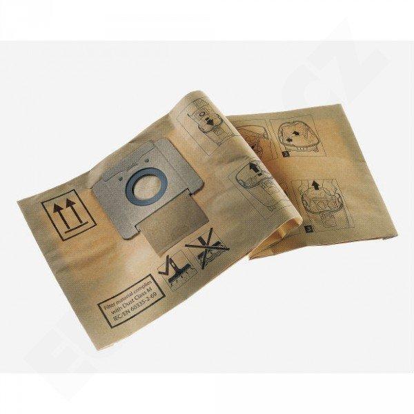 Filtrační sáčky SET 5 ATTIX 5