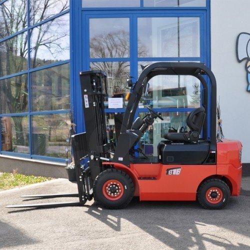Vysokozdvižný vozík EUROliftCZ T8-18D pohon diesel