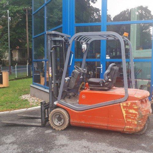 Použitý vysokozdvižný vozík elektrický BT CBE 2.0T