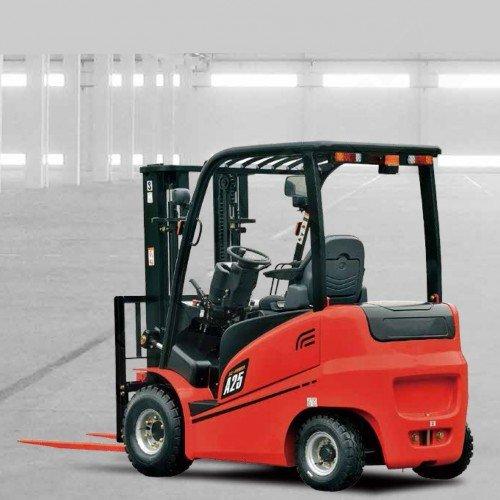 Čelní vysokozdvižné vozíky EUROLIFT 4E30 a 4E35 A série