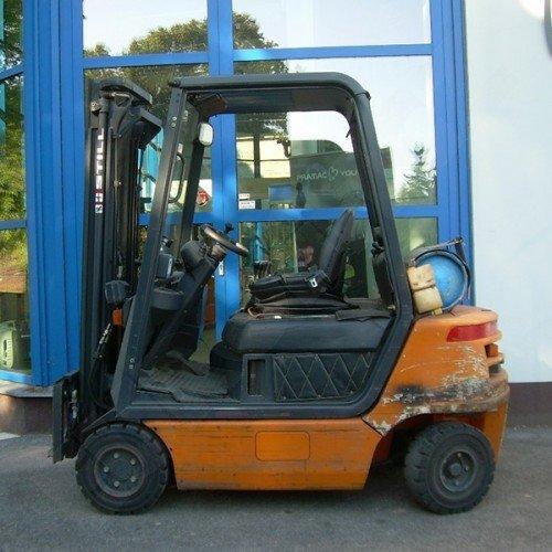 Použitý vysokozdvižný vozík plynový STILL R70-20G