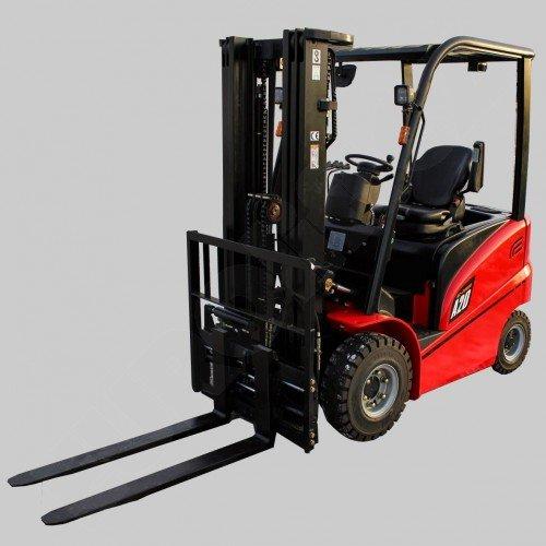 Čelní vysokozdvižné vozíky EUROLIFT 4E10, 4E15 a 4E18 - A série