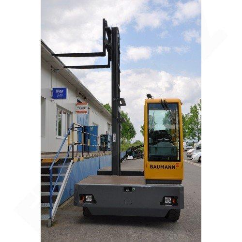 Použitý boční vozík Baumann HX 50/14/40