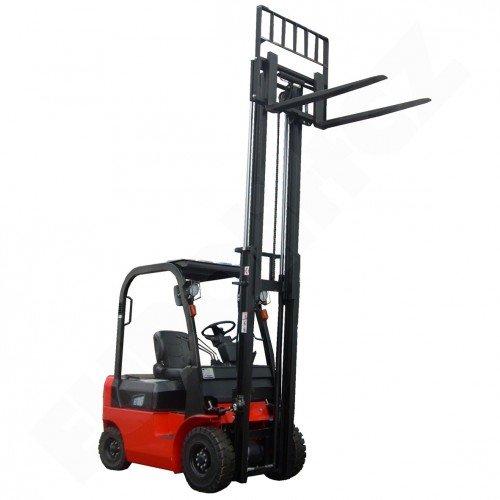 Vysokozdvižný vozík s pohonem benzín/LPG EUROliftCZ T8-18BG