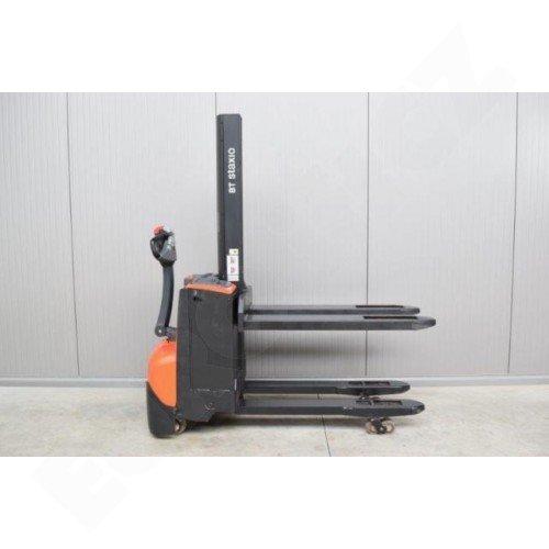 Použitý elektrický vysokozdvižný vozík BT SWE 080