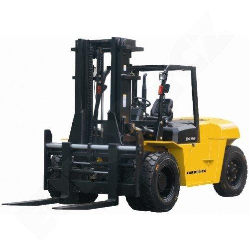 Vysokozdvižný vozík dieselový EUROliftCZ D 80