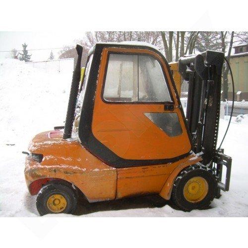 Použitý vysokozdvižný vozík dieselový LINDE H35D-03