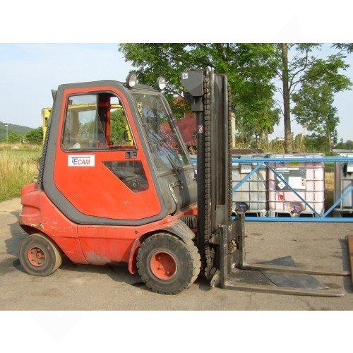 Použitý vysokozdvižný vozík dieselový LINDE H30D