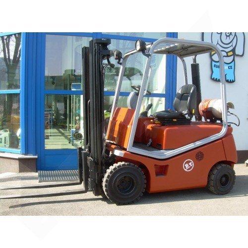 Použitý vysokozdvižný vozík plynový BT C4G180D