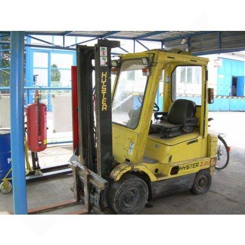Použitý vysokozdvižný vozík dieselový HYSTER H 2.00 XMS