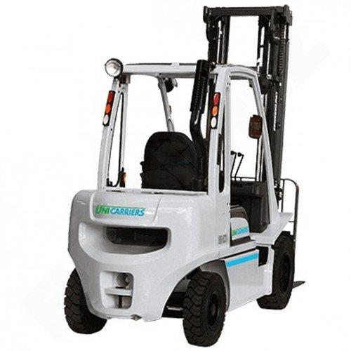 Čelní vysokozdvižné vozíky NISSAN DX 15-18 UNI CARRIERS