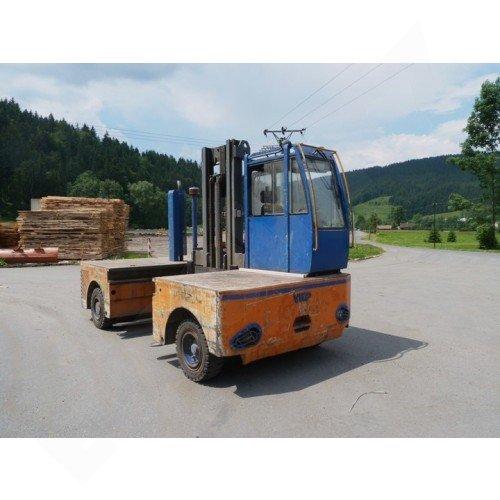 Použitý boční vysokozdvižný vozík dieselový VKP SB HX 50