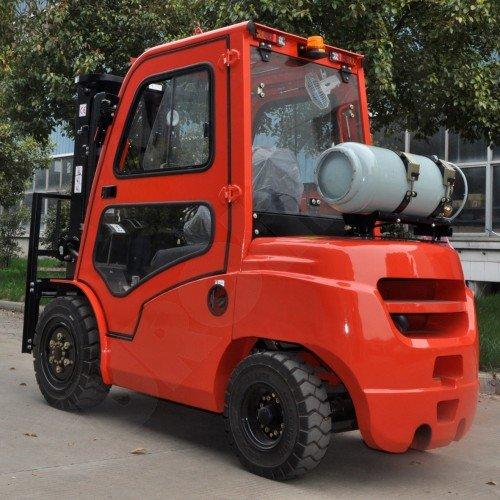 Čelní vysokozdvižné vozíky EUROLIFT CZ T8-15 BG - T8-18 BG