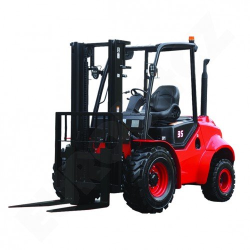 Terénní vysokozdvižný vozík D 35 K-2WD