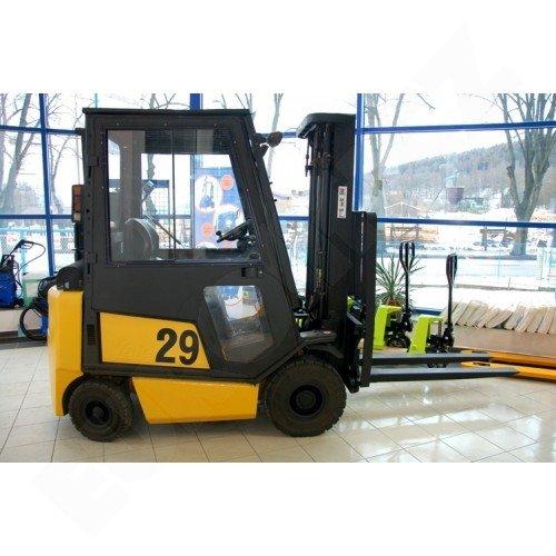 Vysokozdvižný vozík dieselový YALE GDP 16AF